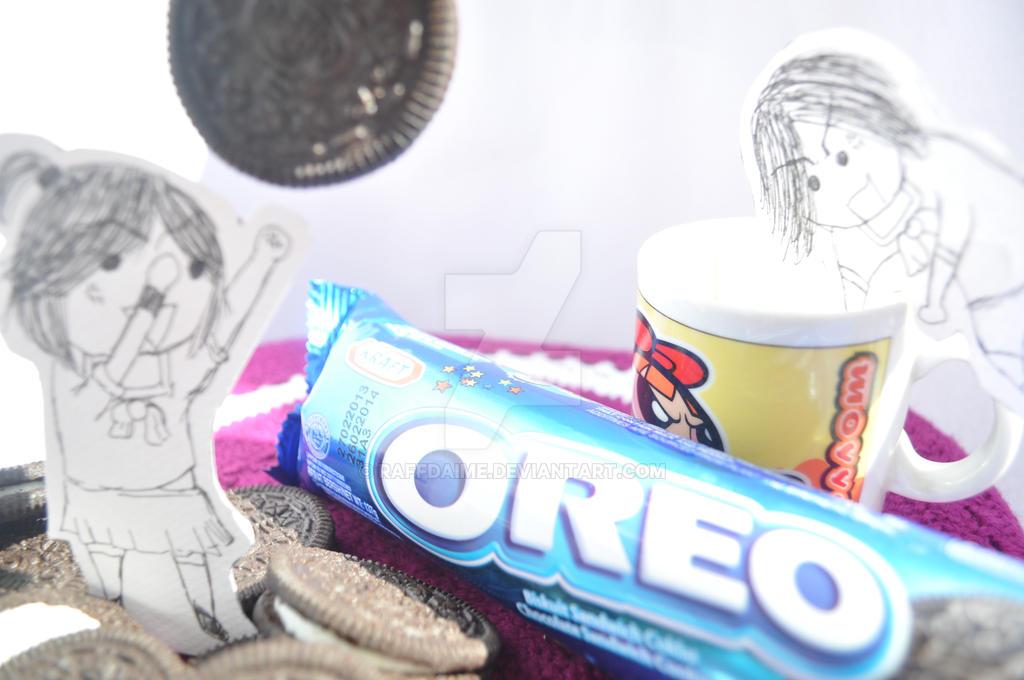 Oreo by raffdaime