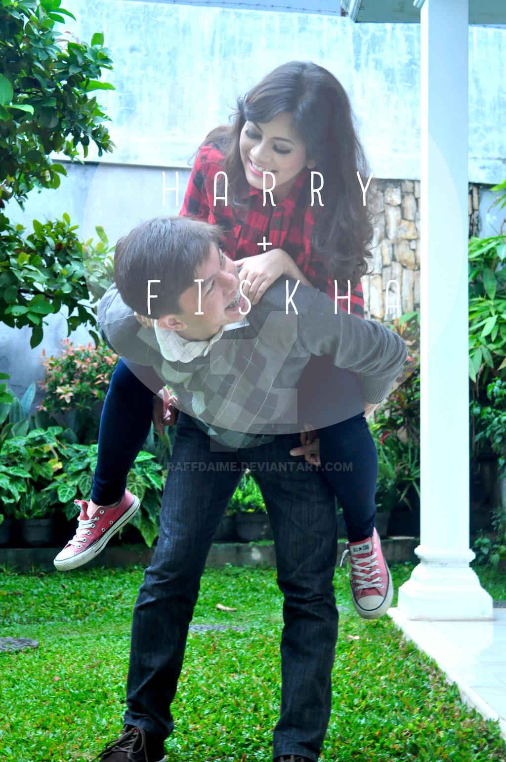 Harry + Fiskha by raffdaime