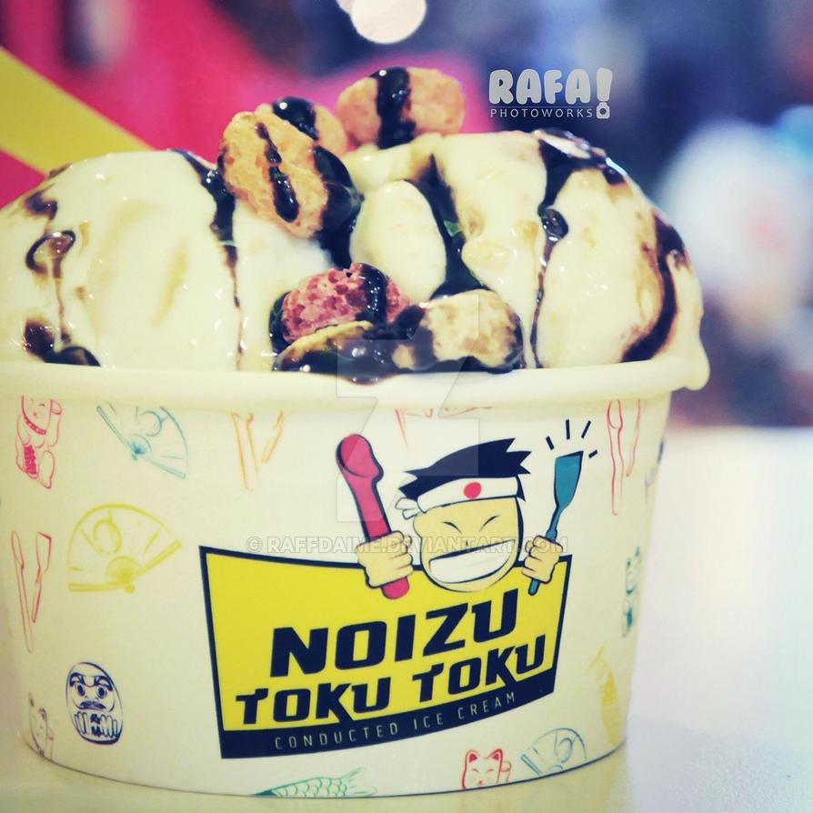 Noizu Toku Toku by raffdaime