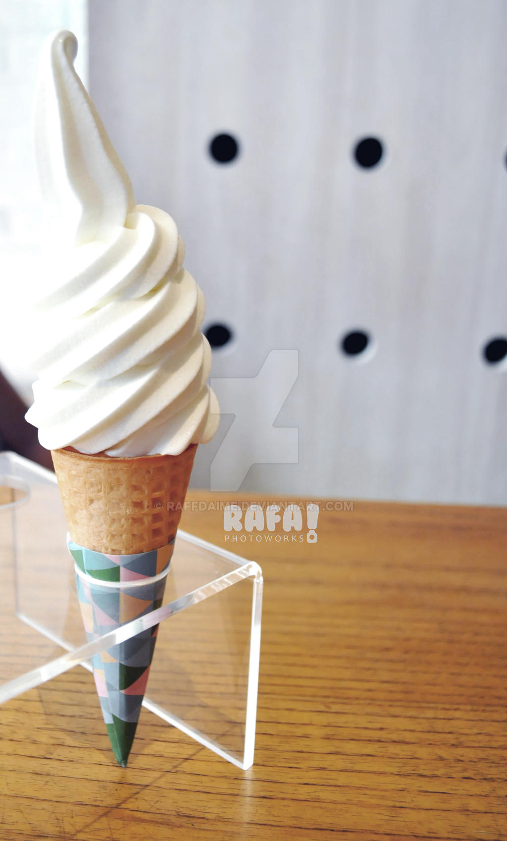 Classic Vanilla by raffdaime
