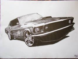 ford mustang '69