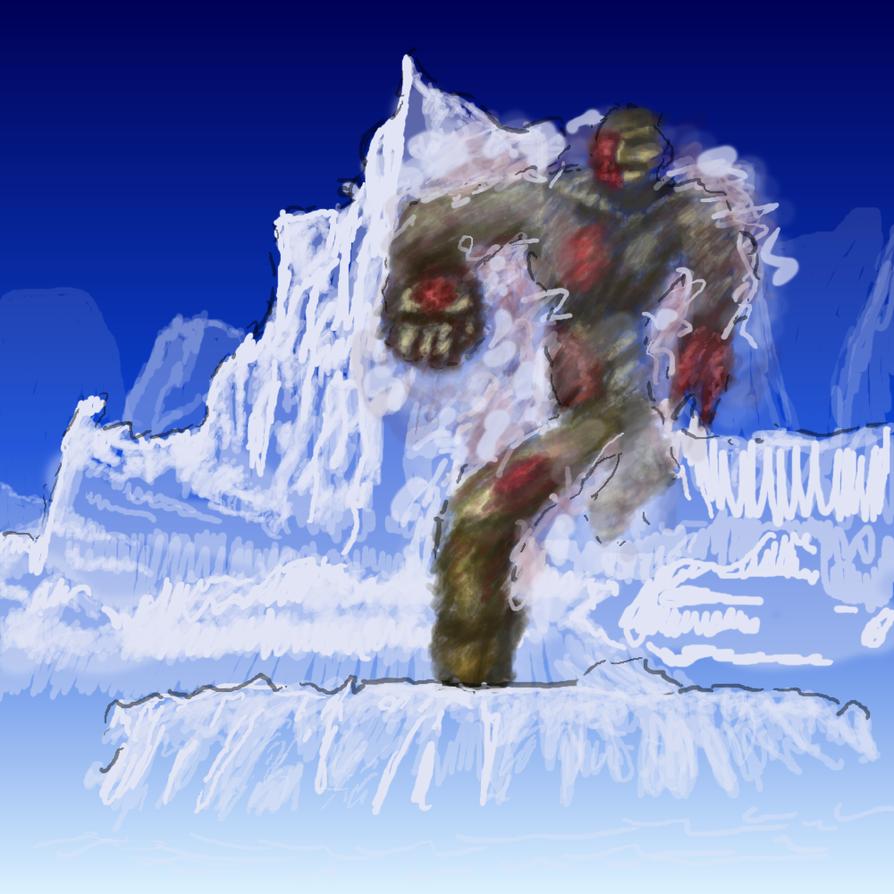 Zombified Yeti by Ultimaodin