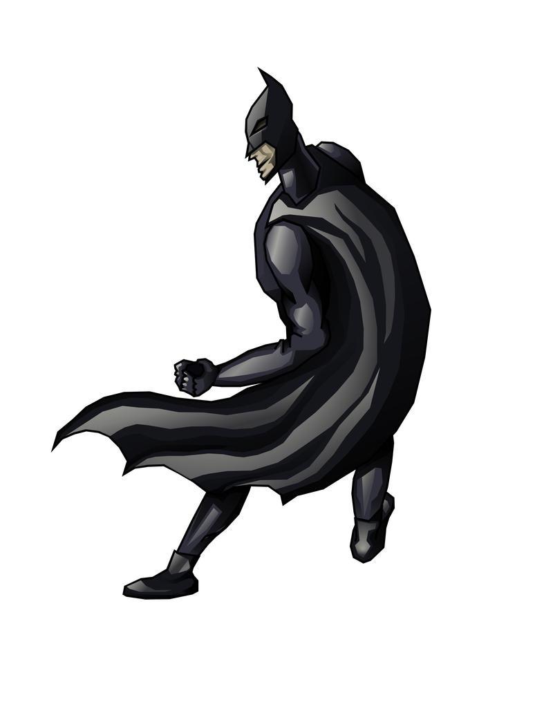 The mutha effin BATMAN by Ultimaodin