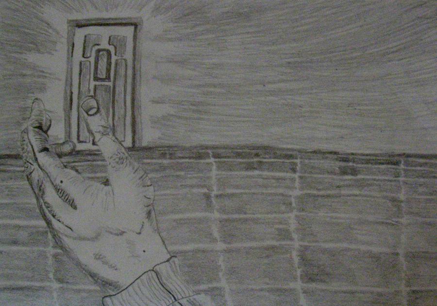 Slamming the Door on Love by Ultimaodin