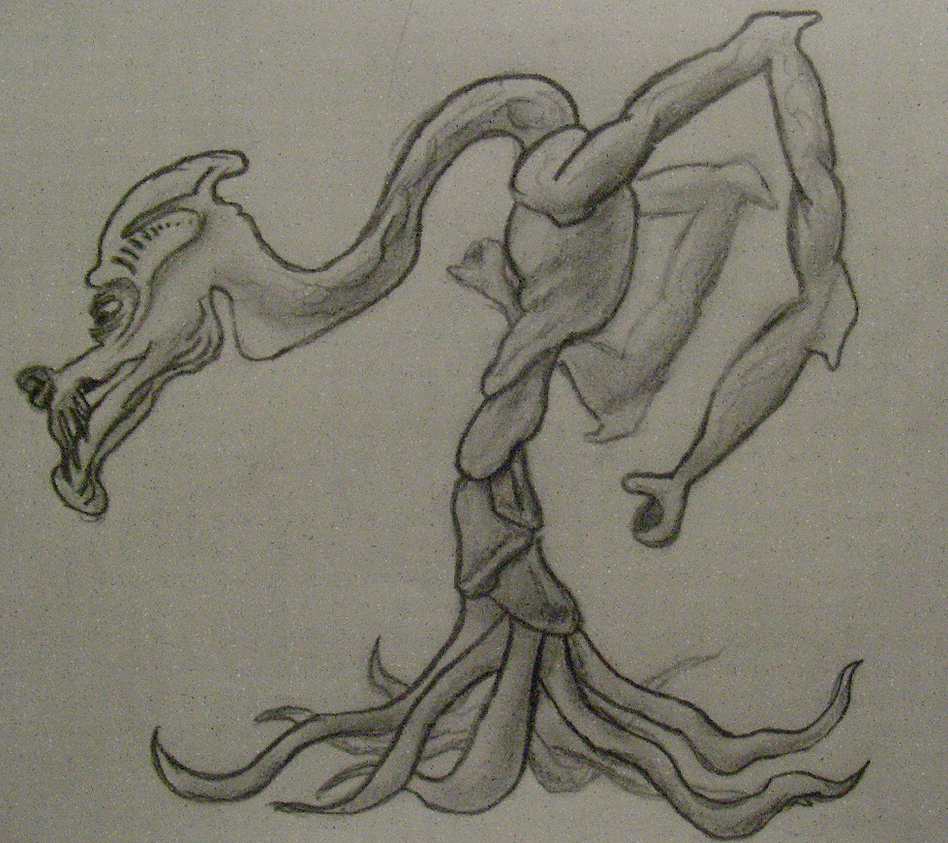 Colony Alien by Ultimaodin