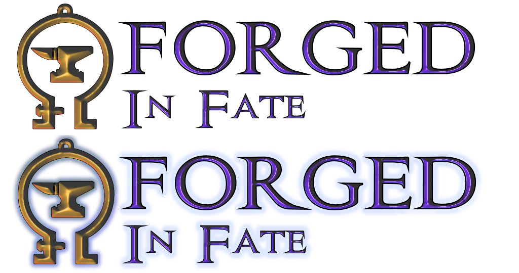 Forged In Fate logo v1 by Ultimaodin