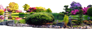Asia Japanese Scene Garden (5)