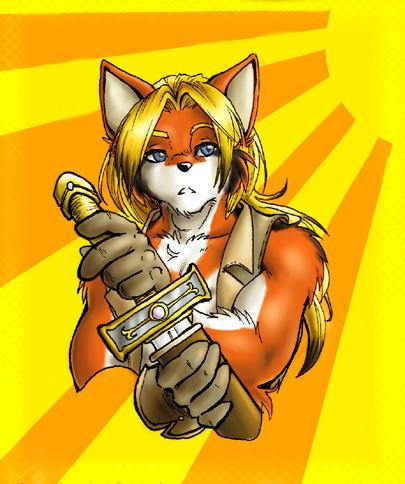 11 - Foxfreak by ayzewi