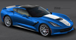 Corvette Stingray C7 Simple Racing