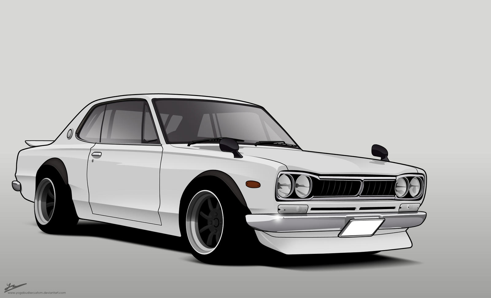 1969 Nissan Skyline GT R 533143816on 1970 Nissan Datsun 240z