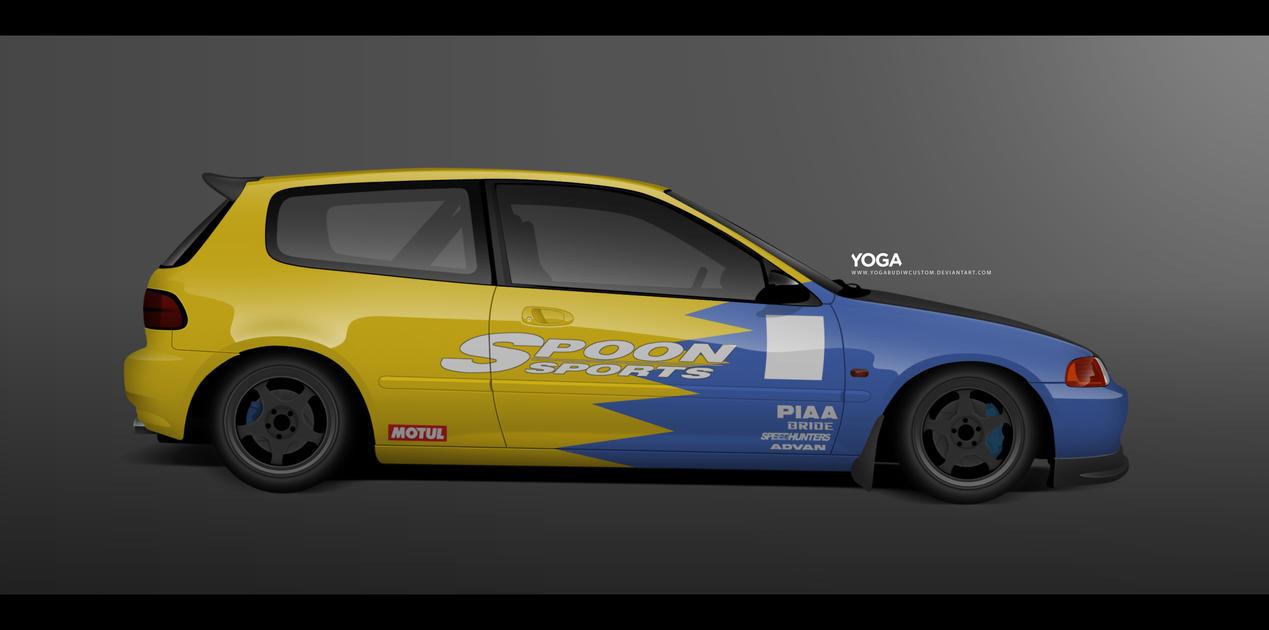 Civic Sports Car