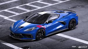 Corvette C8 Grand Sport