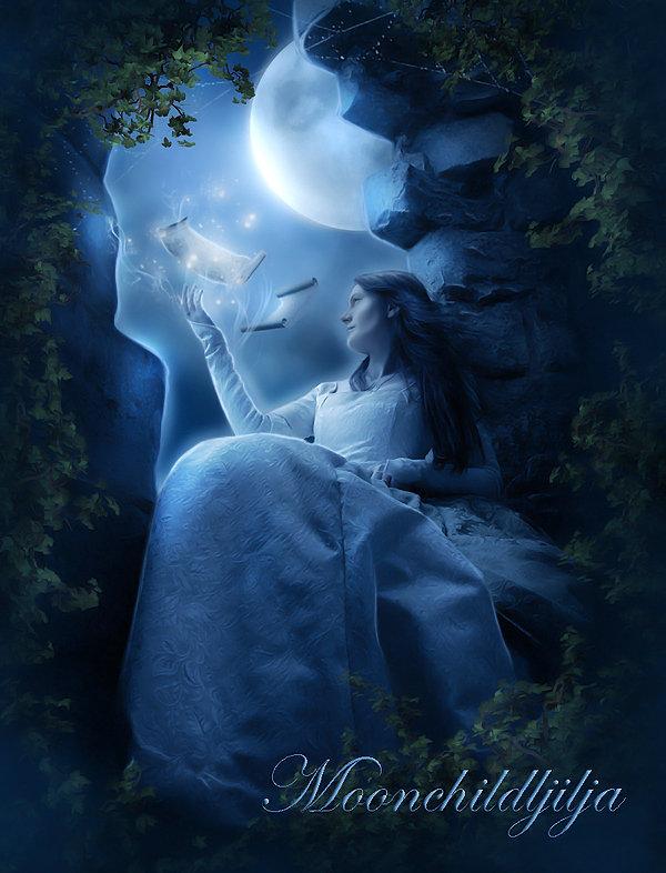 Magic NIght by moonchild-ljilja