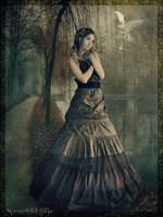 Magic bird... by moonchild-ljilja