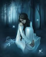 Fairy wood.... by moonchild-ljilja