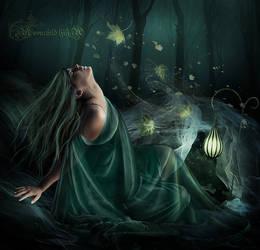 Dark Fantasy.. by moonchild-ljilja