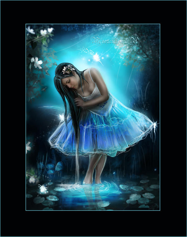 Night Fairy song by moonchild-ljilja