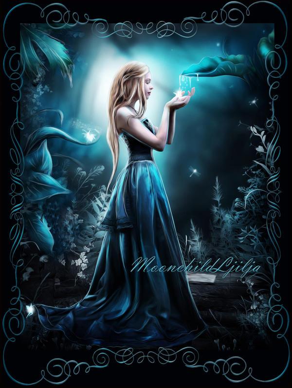 Moonlight by moonchild-ljilja