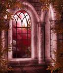 Free Gothic Background...
