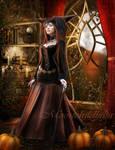 Moonlight darkness... by moonchild-ljilja