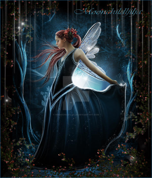 Moonlight fairy Magic..