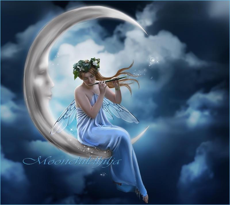 Moonlight Song.. by moonchild-ljilja