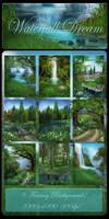Waterfalls  Dream back's
