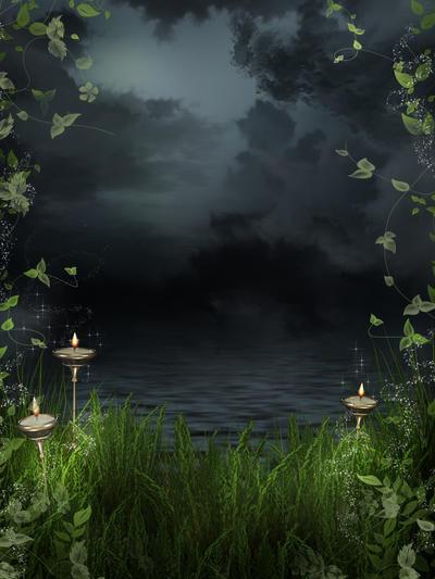 Fantasy Background free by moonchild-ljilja