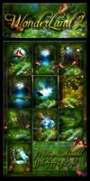 Wonderland 2 backgrounds