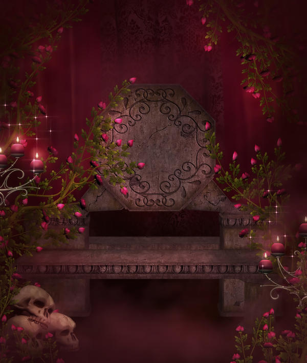 Gothic Dark free background by moonchild-ljilja on DeviantArt