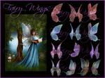 fairy Wings 2 by moonchild-ljilja