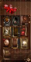 Valentine Backgrounds by moonchild-ljilja