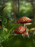 Magic background free... by moonchild-ljilja