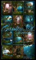 Garden Of Dreams backgrounds