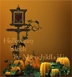 Halloween free stock by moonchild-ljilja