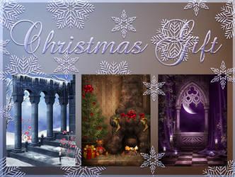 Christmas Gift pack by moonchild-ljilja