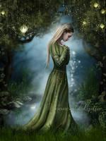 Night Magic by moonchild-ljilja