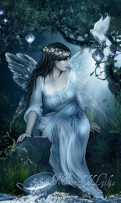 Magic Light by moonchild-ljilja