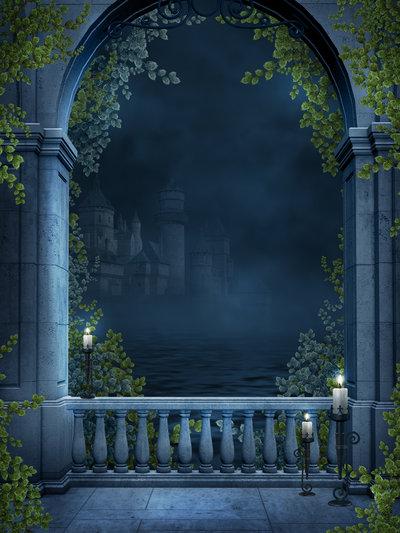 Dark Place background by moonchild-ljilja