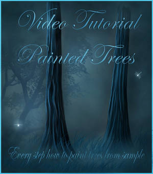 Fairy Trees Tutorial