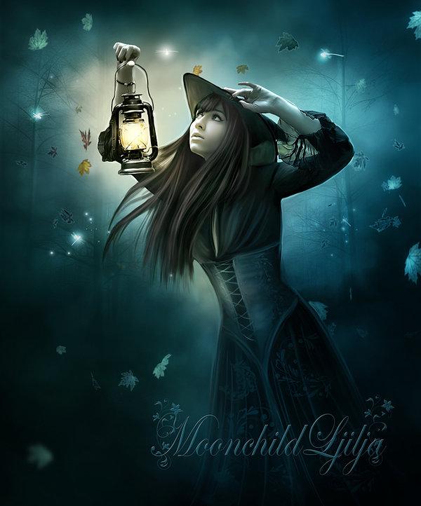 Fairy Glow by moonchild-ljilja