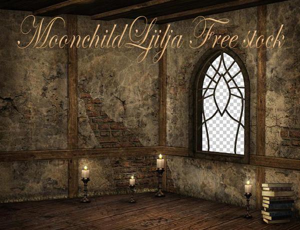Room png by moonchild-ljilja