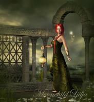 Fantasy Vision by moonchild-ljilja