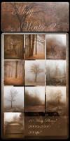 Misty Wood 2 backgrounds