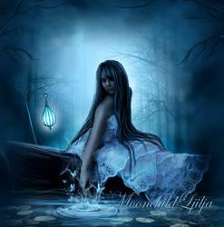 Magic Water by moonchild-ljilja
