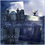 Free Gothic backgrounds