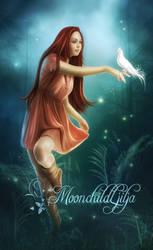 Night Glow by moonchild-ljilja