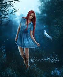 My Magic World by moonchild-ljilja