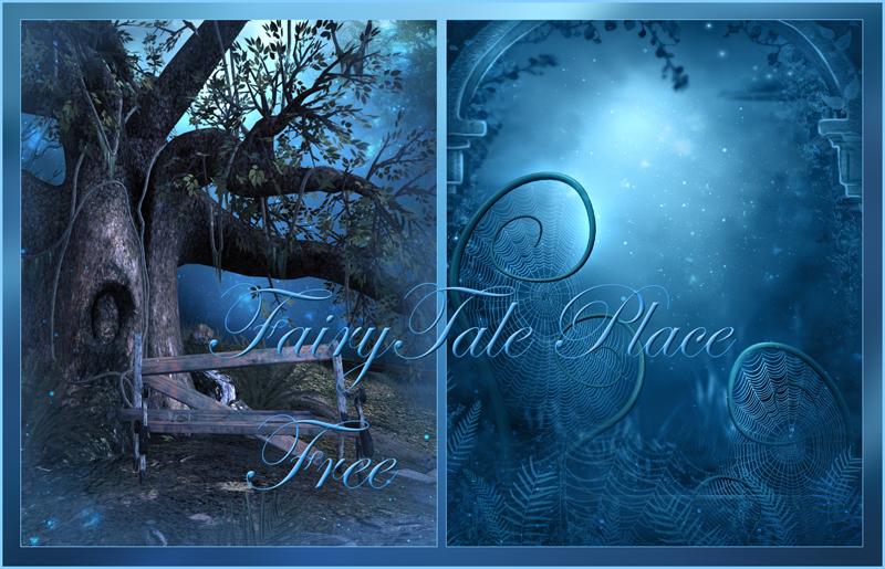 Fairytale Place free backgrounds by moonchild-ljilja