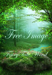 Fairytale Wood free background